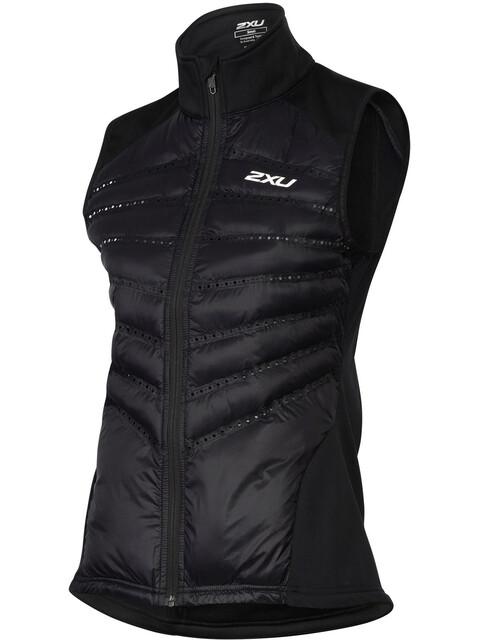 2XU W's XVENT Momentum Vest Black/Black